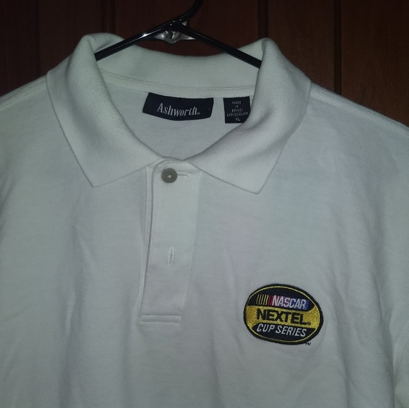Other - NASCAR NEXTEL CUP POLO SHIRT Collared Short Sleeve
